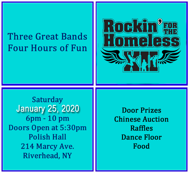 rockin for the homeless
